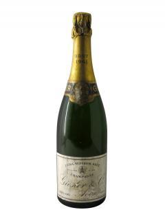 Champagne Giesler & C° Extra Superior Brut 1961 Bottle (75cl)