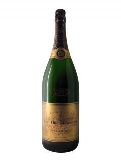Champagne Veuve Clicquot Ponsardin Brut 1983 Original wooden case of one jéroboam (1x300cl)