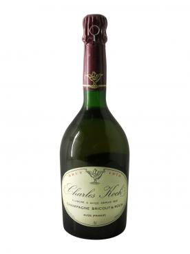 Champagne Bricout & cie Charles Koch Brut 1973 Bottle (75cl)