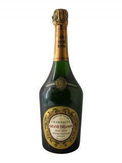 Champagne A. Rothschild Grand Trianon Brut 1976 Bottle (75cl)