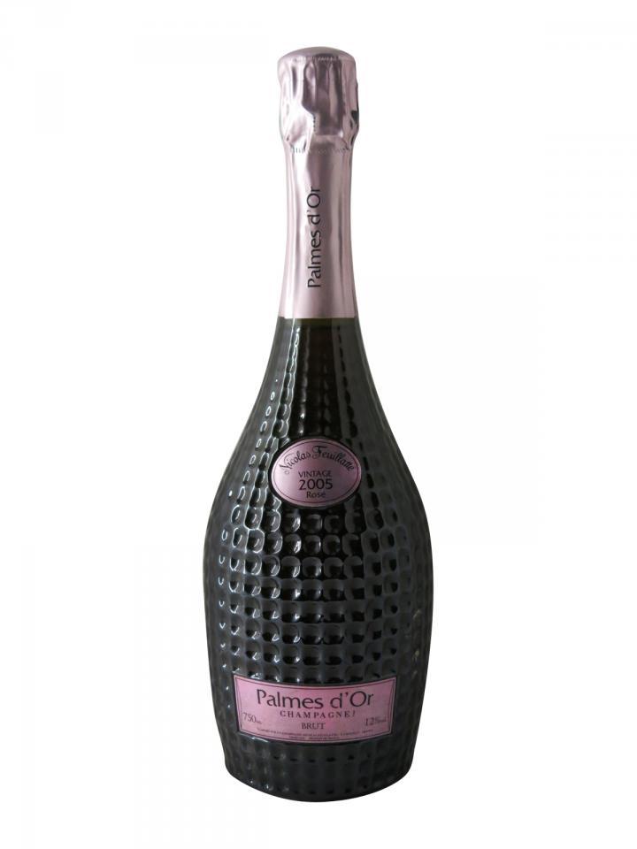 Champagne Nicolas Feuillatte Palmes d'Or 2005 Bottle (75cl)