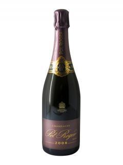 Champagne Pol Roger Rosé Brut 2008 Bottle (75cl)