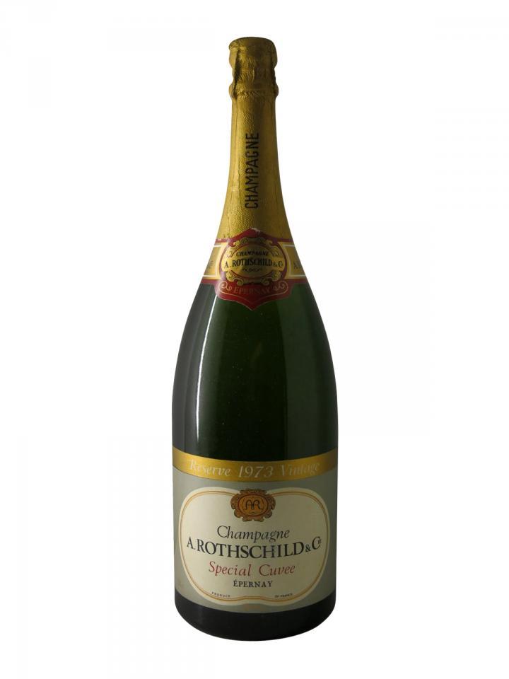 Champagne A. Rothschild Brut 1973 Magnum (150cl)