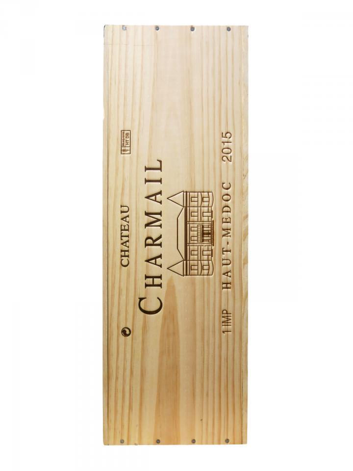 Château Charmail 2015 Original wooden case of one impériale (1x600cl)