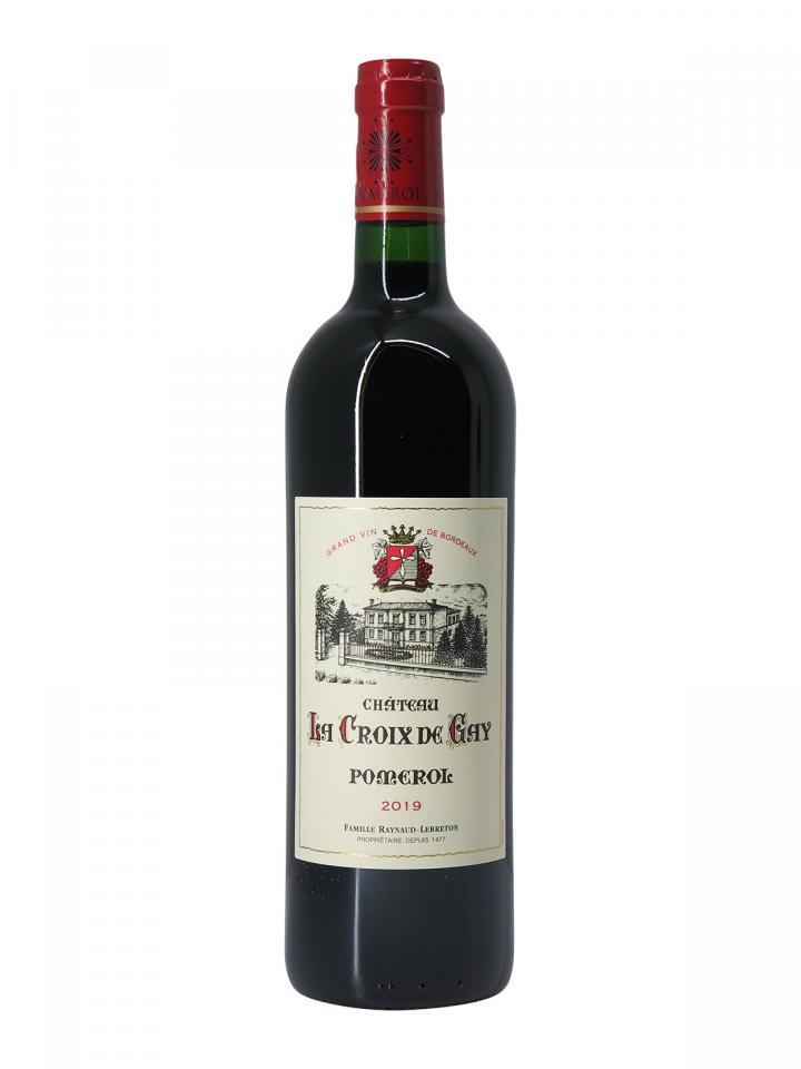 Château La Croix de Gay 2019 Bottle (75cl)