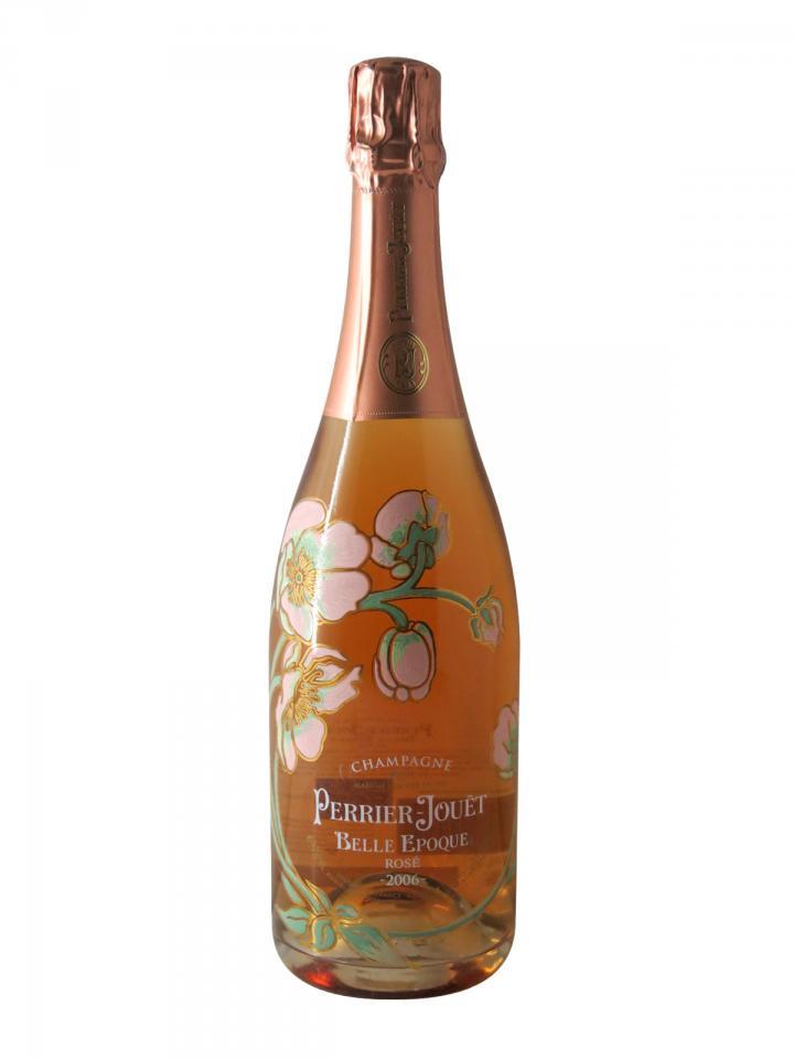 Champagne Perrier Jouët Belle Epoque Rosé Brut 2006 Bottle (75cl)