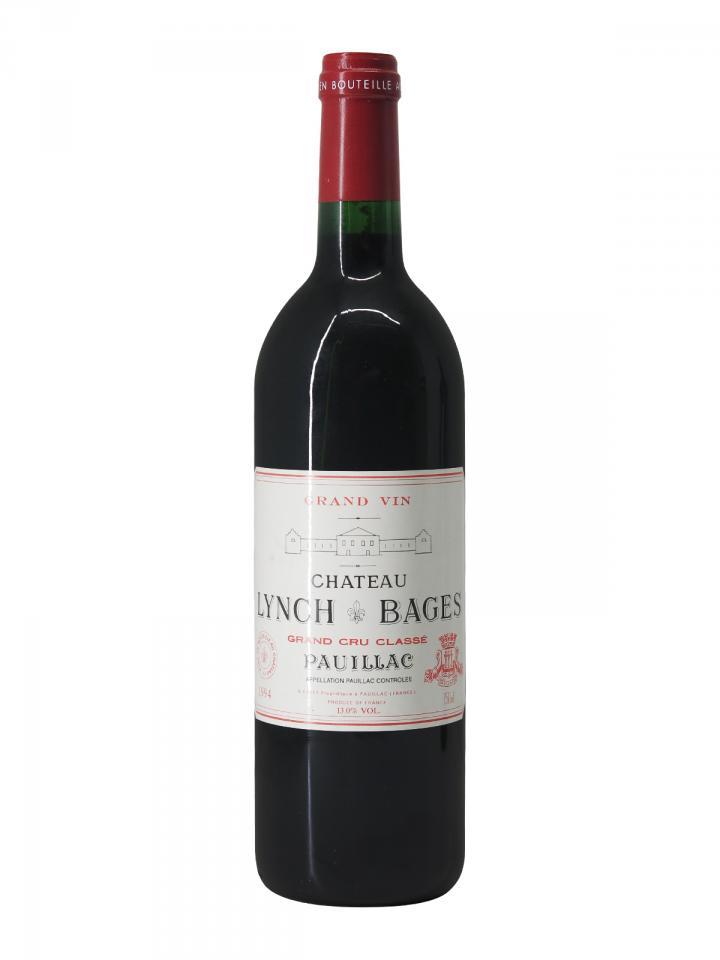 Château Lynch Bages 1994 Original wooden case of 12 bottles (12x75cl)