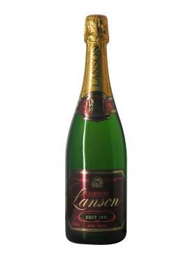 Champagne Lanson Brut 1981 Bottle (75cl)