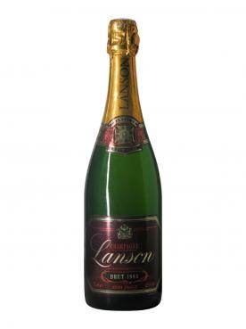 Champagne Lanson Brut 1983 Bottle (75cl)