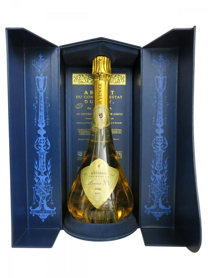 Champagne De Venoge Louis XV Brut 1996 Bottle (75cl)