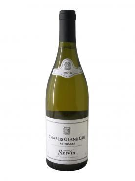 Chablis Grand Cru Les Preuses Domaine Servin 2015 Bottle (75cl)