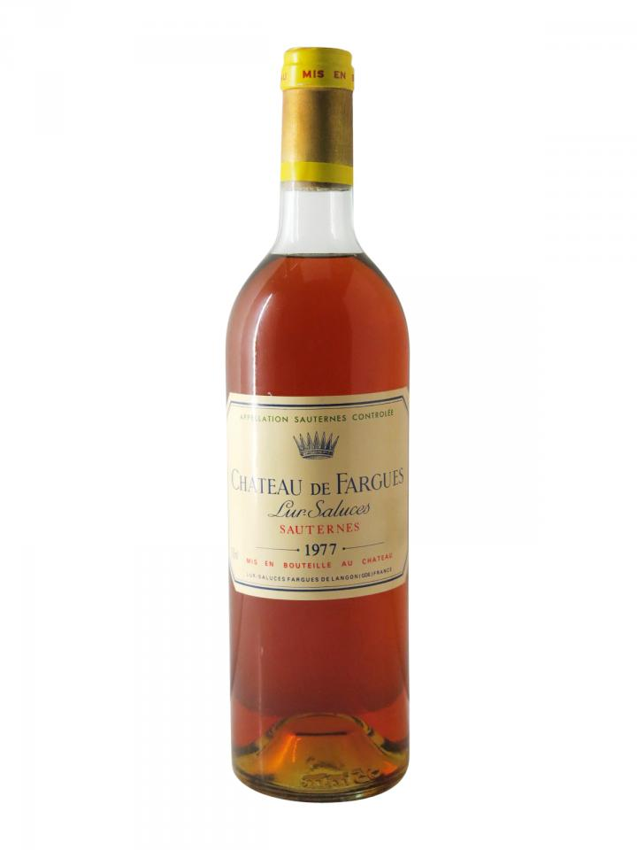 Château de Fargues 1977 Bottle (75cl)