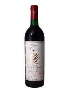 Château Clarke 1988 Bottle (75cl)