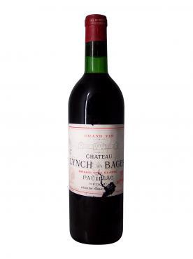 Château Lynch Bages 1967 Bottle (75cl)