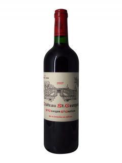 Château Saint-Georges 2007 Bottle (75cl)
