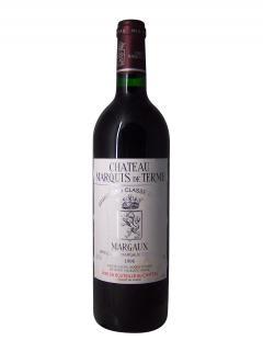 Château Marquis de Terme 1996 Bottle (75cl)