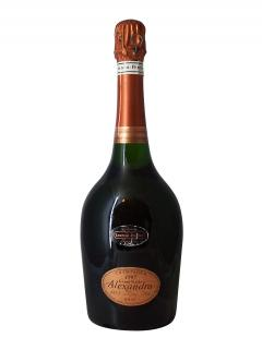 Champagne Laurent Perrier Grand Siècle Alexandra Rosé Brut 1997 Bottle (75cl)