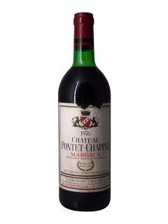 Château Pontet-Chappaz 1976 Bottle (75cl)