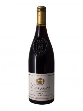 Cornas Delas Chante-Perdrix 1988 Bottle (75cl)