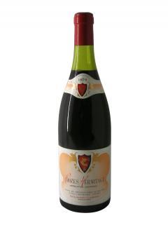Crozes-Hermitage Union des Propriétaires de Vins Fins à Tain 1978 Bottle (75cl)