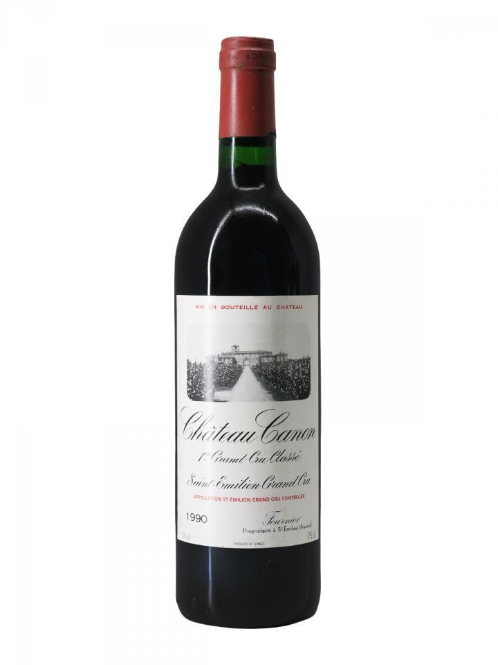 Château Canon 1990 Bottle (75cl)