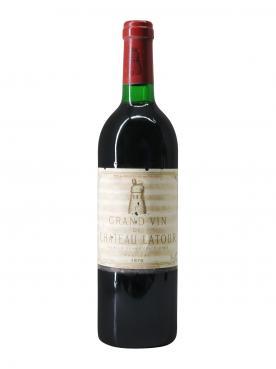 Château Latour 1979 Bottle (75cl)
