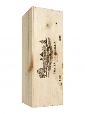 Château Marojallia 2015 Original wooden case of one impériale (1x600cl)