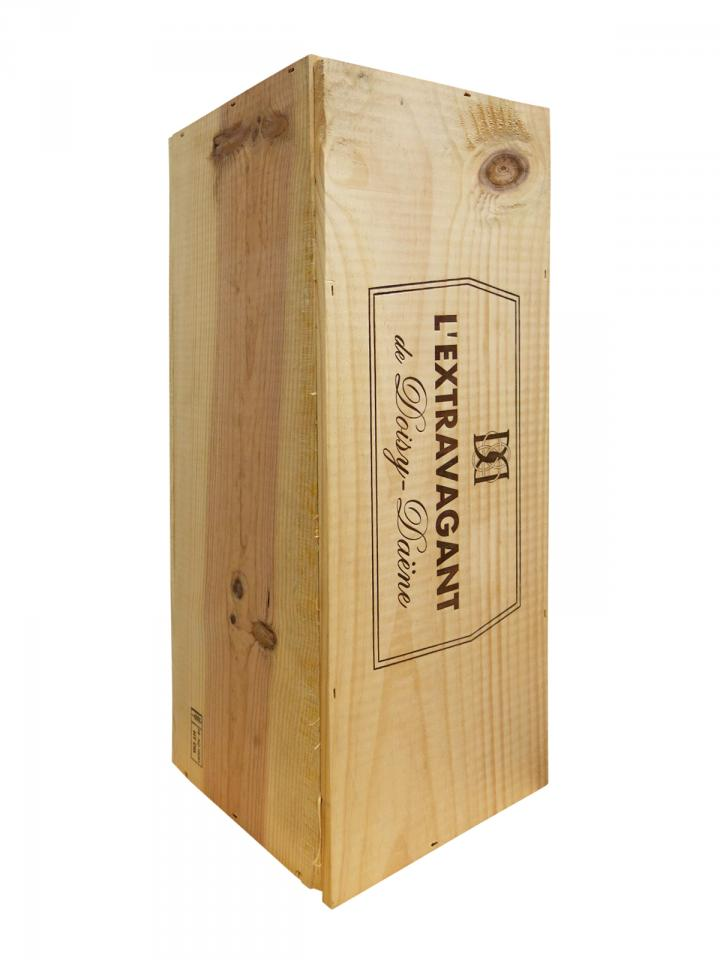 Château Doisy-Daëne L'Extravagant de Doisy-Daene 2015 Original wooden case of one impériale (1x600cl)