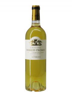 Château Rabaud-Promis 2017 Bottle (75cl)