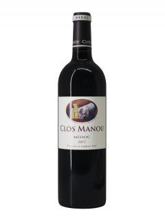 Clos Manou 2017 Bottle (75cl)