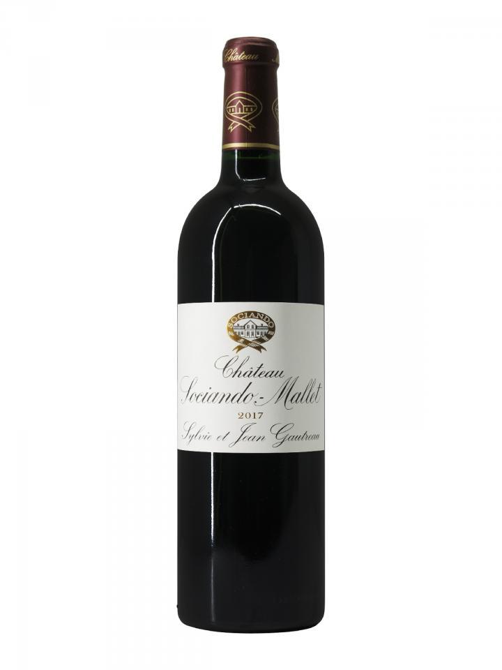Château Sociando-Mallet 2017 Bottle (75cl)