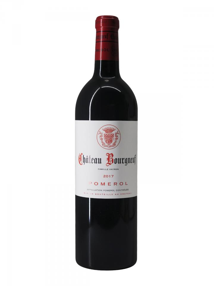 Château Bourgneuf 2017 Bottle (75cl)