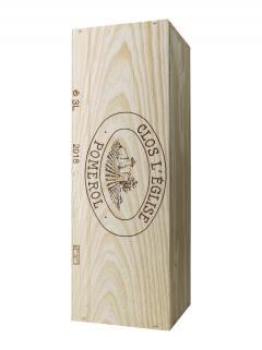 Clos l'Eglise 2018 Original wooden case of one double magnum (1x300cl)