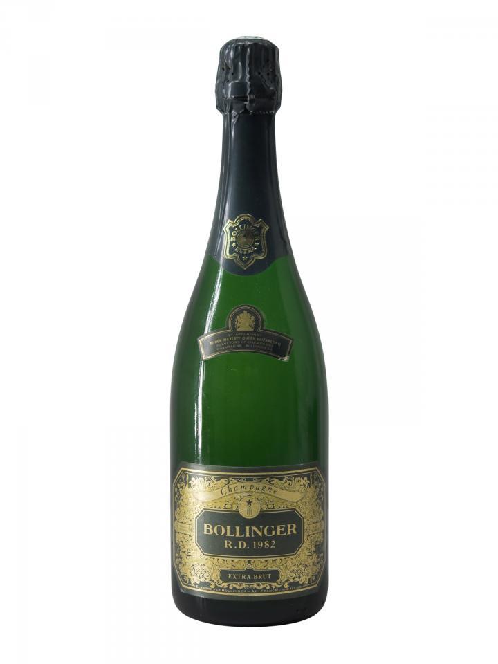 Champagne Bollinger R.D. Brut 1982 Bottle (75cl)