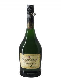 Champagne Philipponnat Clos des Goisses Brut 1988 Bottle (75cl)