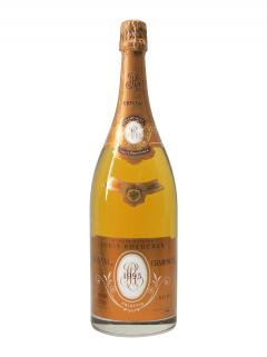 Champagne Louis Roederer Cristal Rosé Brut 1995 Magnum (150cl)