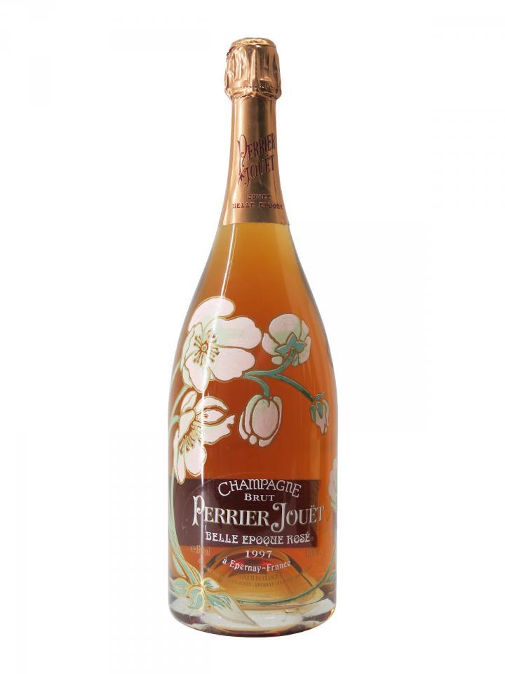 Champagne Perrier Jouët Belle Epoque Rosé Brut 1997 Box of one magnum (150cl)