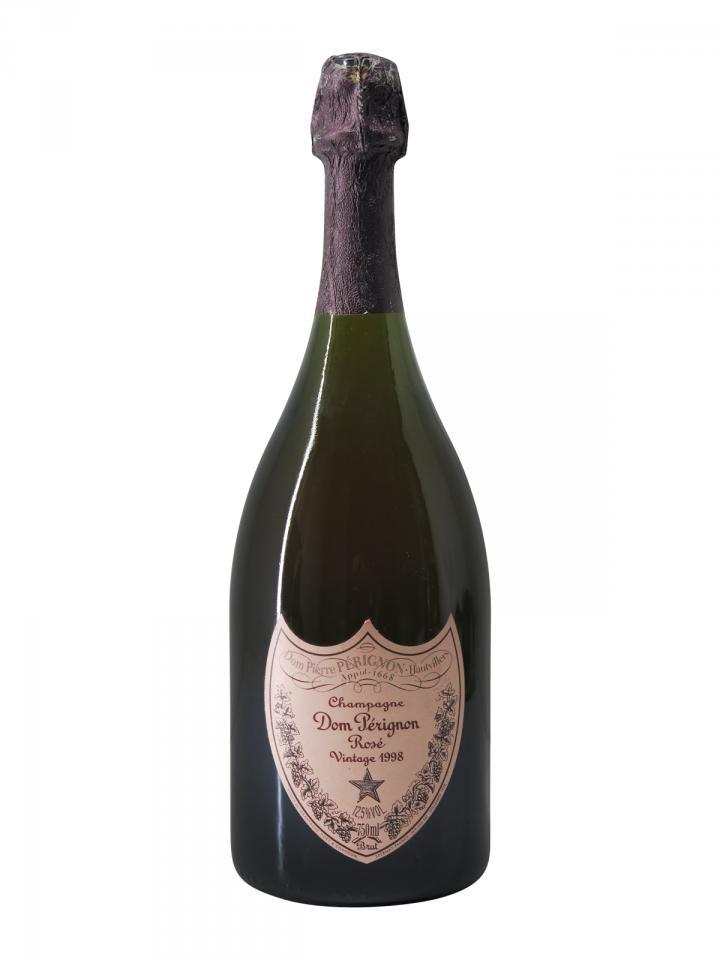 Champagne Moët & Chandon Dom Pérignon Rosé Brut 1998 Bottle (75cl)