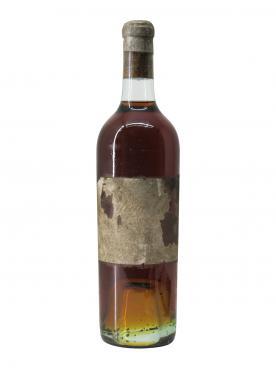 Château Climens 1921 Bottle (75cl)