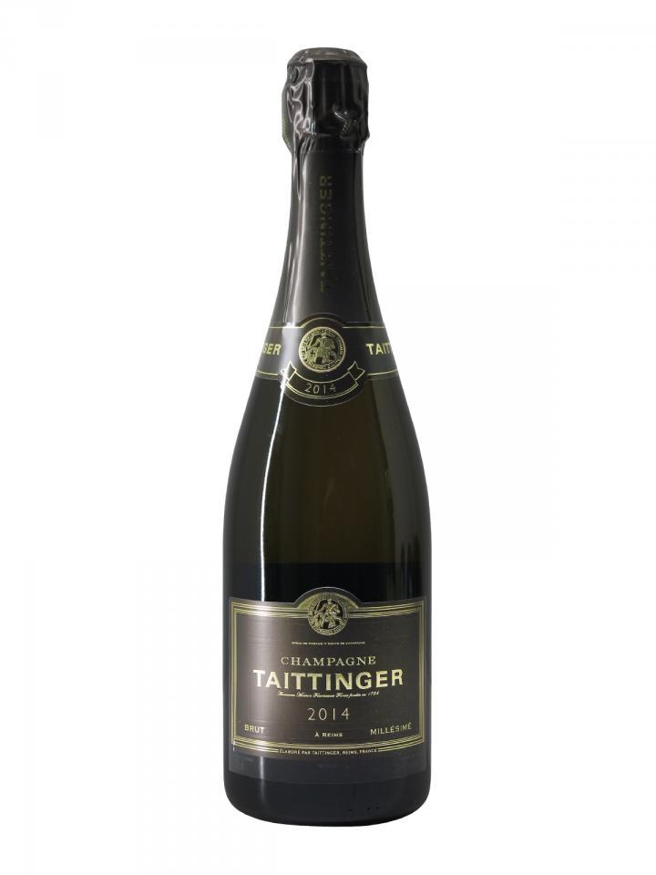 Champagne Taittinger Brut 2014 Bottle (75cl)