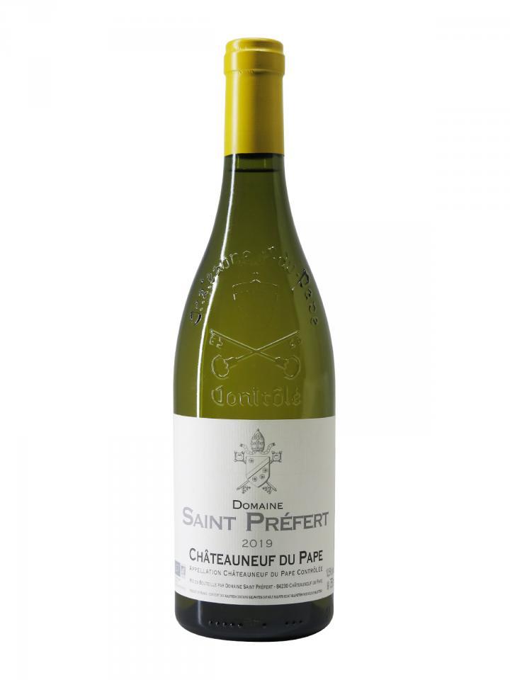 Chateauneuf-du-Pape Domaine Saint-Préfert 2019 Bottle (75cl)
