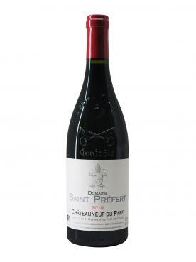 Chateauneuf-du-Pape Domaine Saint-Préfert 2018 Bottle (75cl)