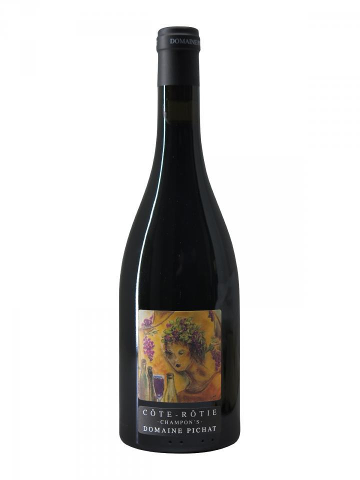 Cote-Rotie Domaine Pichat Champon's 2018 Bottle (75cl)