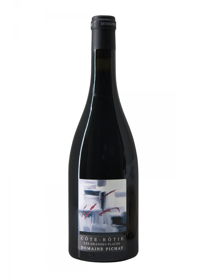 Cote-Rotie Domaine Pichat Les Grandes Places 2018 Bottle (75cl)