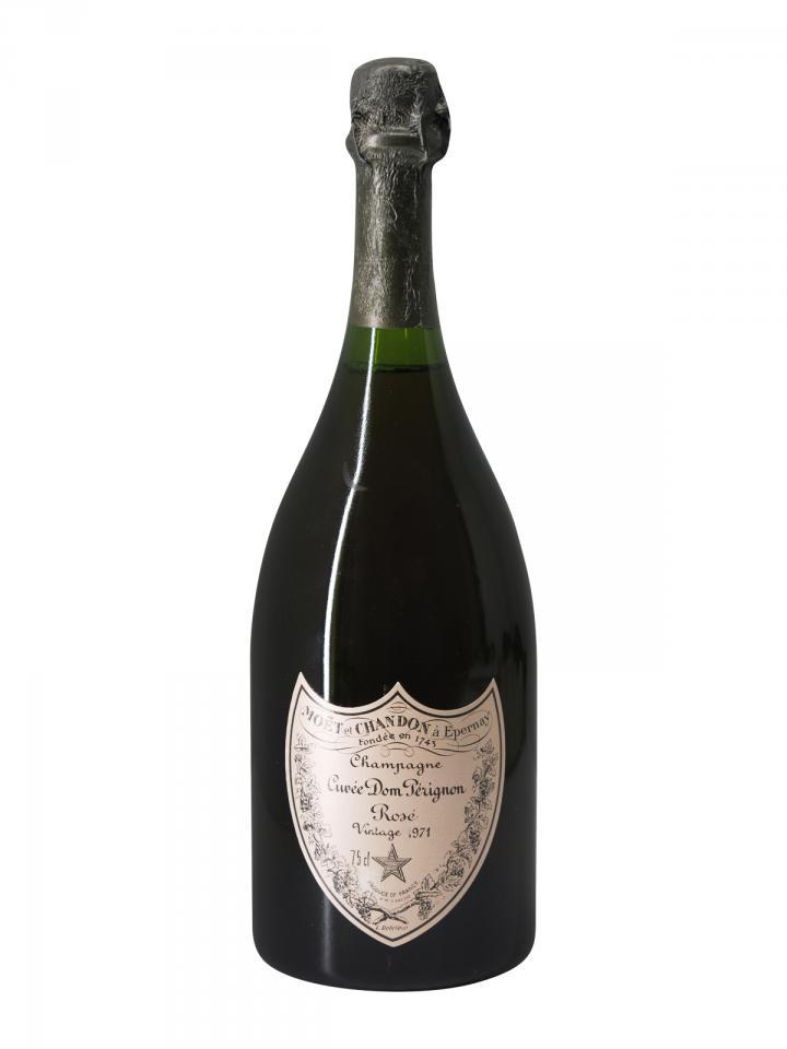 Champagne Moët & Chandon Dom Pérignon Rosé Brut 1971 Bottle (75cl)