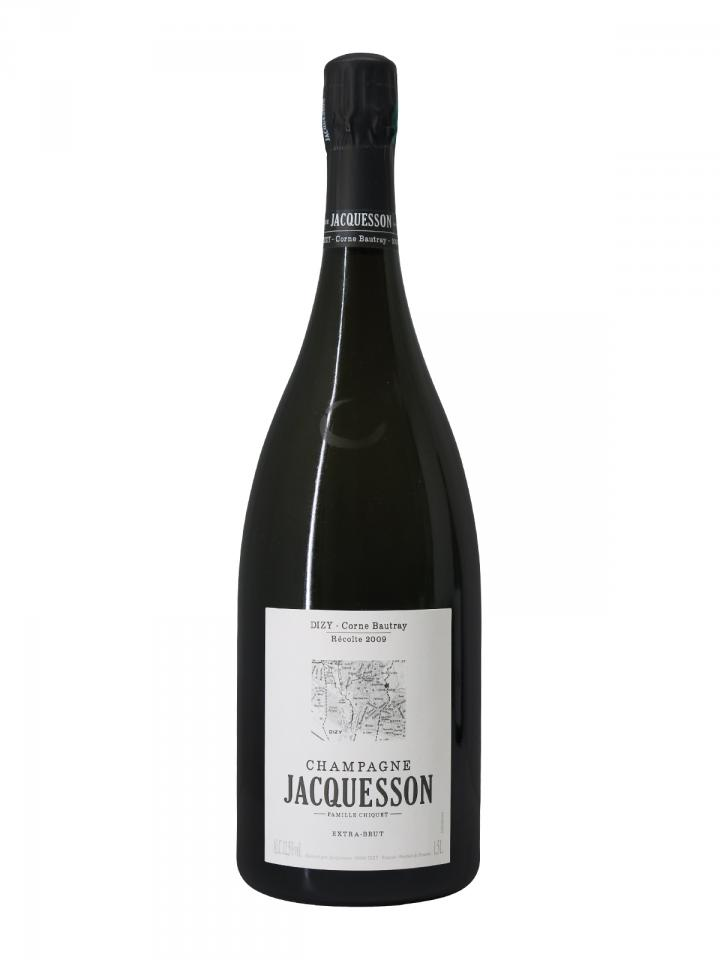 Champagne Jacquesson Dizy Corne Bautray Extra Brut 2009 Box of one magnum (150cl)