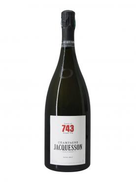 Champagne Jacquesson Cuvée n°743 Extra Brut Non vintage Box of one magnum (150cl)
