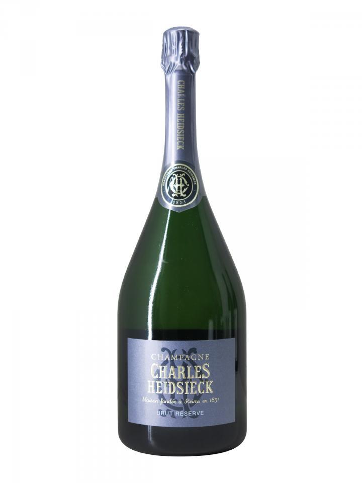 Champagne Charles Heidsieck Brut Réserve Brut Non vintage Magnum (150cl)