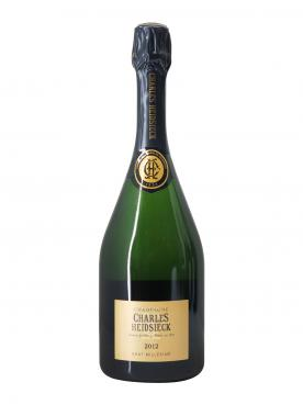 Champagne Charles Heidsieck Brut Millésimé 2012 Box of one bottle (75cl)