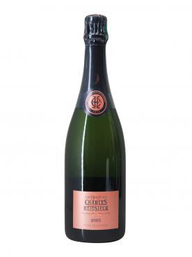 Champagne Charles Heidsieck Rosé Brut 2005 Bottle (75cl)